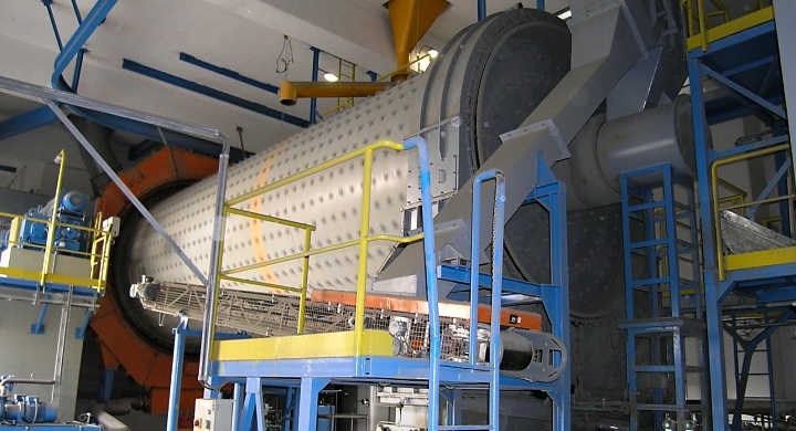 Cement Plant Grinding : Selected references psp engineering
