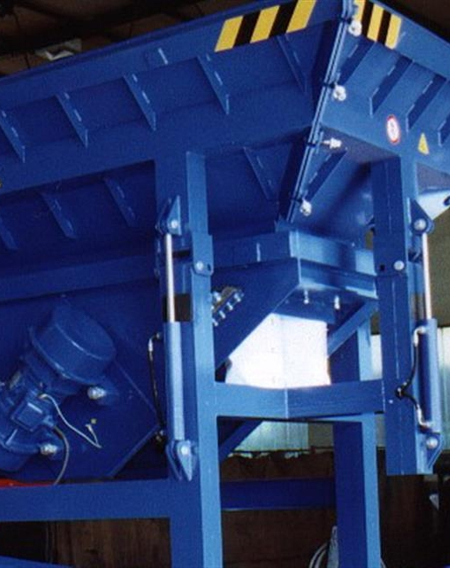 VTP vibrating screening feeders and VP feeders